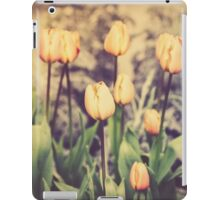 Tulips and More Tulips iPad Case/Skin