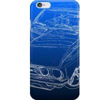 1965 thru 1969 Corvair iPhone Case/Skin