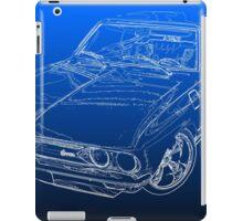 1965 thru 1969 Corvair iPad Case/Skin