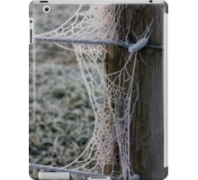 Frozen Web iPad Case/Skin