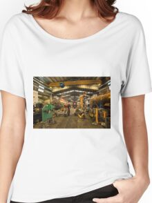 0983 The Workshop Women's Relaxed Fit T-Shirt