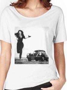 Satana pussycat Women's Relaxed Fit T-Shirt