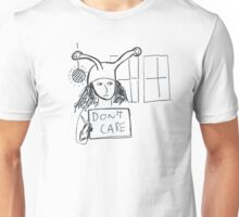 Exam Pressure - Don't Care Unisex T-Shirt