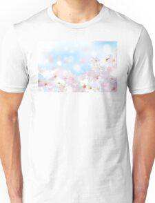 JAPAN SAKURA fuwa2 Unisex T-Shirt