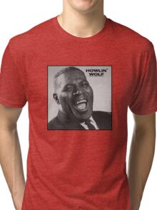 Howlin' Wolf Tri-blend T-Shirt