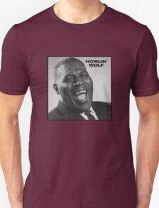 Howlin' Wolf Unisex T-Shirt