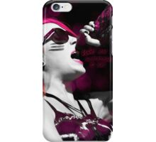 Supposed To Be-Icon For Hire iPhone Case/Skin