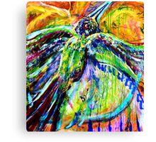 bitter sweet spirit bird Canvas Print