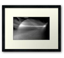 A ball Framed Print