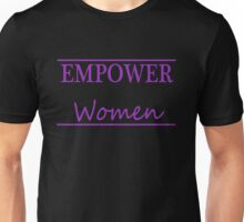 Empower Women Unisex T-Shirt