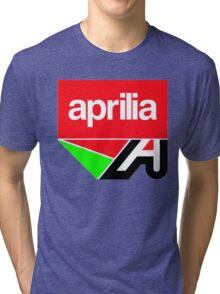 APRILLIA Tri-blend T-Shirt