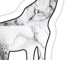 Marble Giraffe Sticker