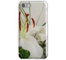 Lilium aurelian iPhone Case/Skin
