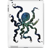 Ink Octopus.  iPad Case/Skin