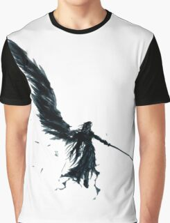 Sephiroth - Final Fantasy Graphic T-Shirt