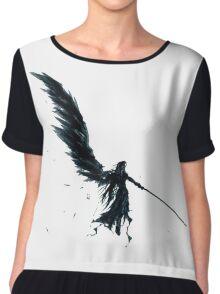 Sephiroth - Final Fantasy Chiffon Top