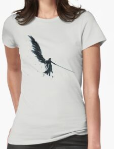 Sephiroth - Final Fantasy Womens Fitted T-Shirt