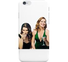 Tina Fey and Amy Poehler SNL iPhone Case/Skin
