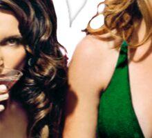Tina Fey and Amy Poehler SNL Sticker