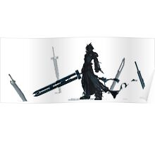 Cloud Strife - Final Fantasy Poster