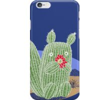 Squirrel Cactus  iPhone Case/Skin