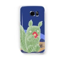 Squirrel Cactus  Samsung Galaxy Case/Skin