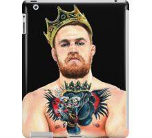 mc gregor iPad Case/Skin