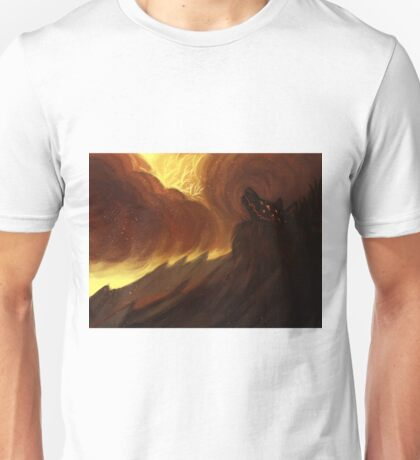 From The Ashes, He Rises Unisex T-Shirt
