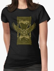 Neotraditional Vintage Hourglass Variant Womens Fitted T-Shirt