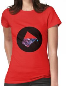 Give into the Lean Womens Fitted T-Shirt