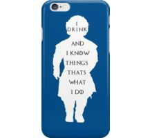game of thrones drink game iPhone Case/Skin