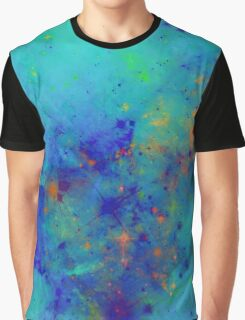 Blue Atmosphere Graphic T-Shirt