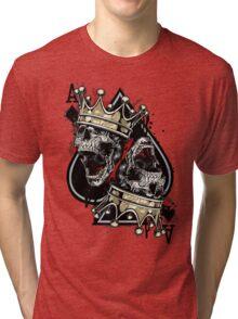Ace of Spades Pt.2 Tri-blend T-Shirt