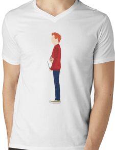 Ron Weasley Mens V-Neck T-Shirt