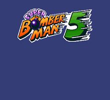 Super Bomberman 5 logotype Unisex T-Shirt