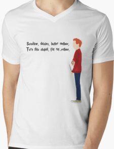 Ron Weasley - Sunshine, daisies, butter mellow Mens V-Neck T-Shirt