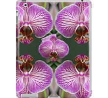 Orchid - In the Mirror iPad Case/Skin