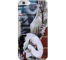 melbourne paste up iPhone Case/Skin