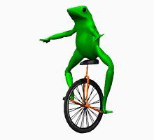 dat boi meme / unicycle frog  Unisex T-Shirt