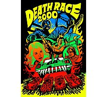Death Race Photographic Print