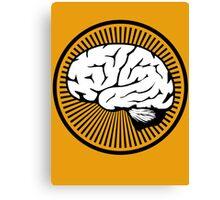 Brain!!! Canvas Print