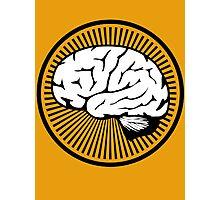 Brain!!! Photographic Print