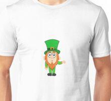 Gravity Falls style Leprechaun Unisex T-Shirt