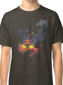 Litten Watercolor Classic T-Shirt