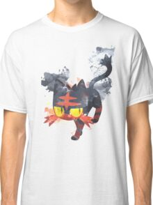Litten Watercolor Classic T-Shirt