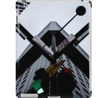 Vector Scale Downtown Denver iPad Case/Skin