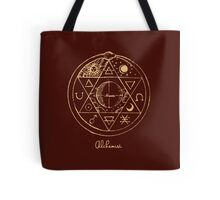 Alchemist of the New Earth Tote Bag