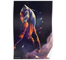 Ahsoka Leaves Poster