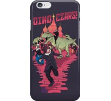 DINOCZARS! iPhone Case/Skin