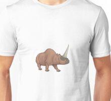 The REAL Last Unicorn, Elasmotherium Unisex T-Shirt